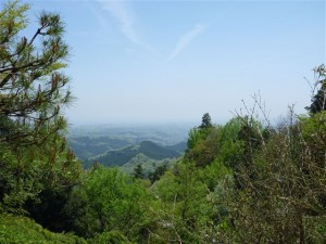 今熊山山頂からの眺め
