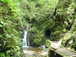 金剛の滝(女滝)