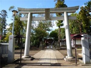 山王稲穂神社