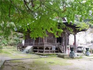 岩殿(正法寺) 観音堂