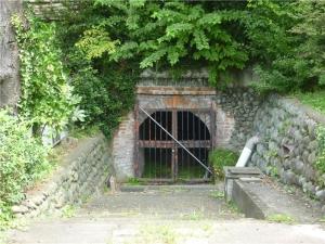 威光寺の弁天洞窟