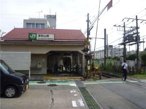津田山駅(JR南武線)