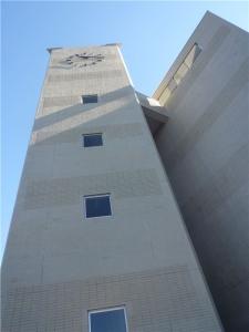 瑞穂ビューパークの時計台