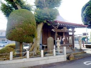 北向庚申神社