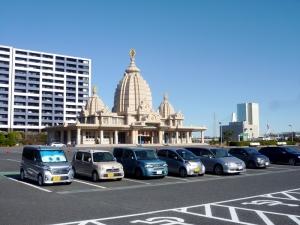 川崎大師自動車交通安全祈梼殿
