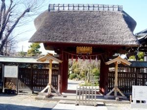 妙好寺山門