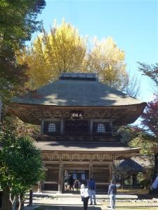 広徳寺山門